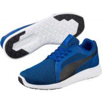 Puma ST TRAINER AVO KNIT modrá 9.5 - Pánske bežecké topánky