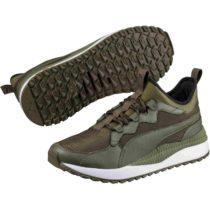 Puma PACER NEXT MID SB zelená 9 - Pánska lifestylová obuv