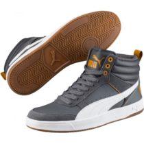 Puma REBOUND STREET V2 L šedá 8.5 - Pánska voľnočasová obuv