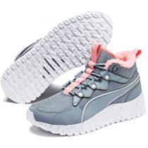 Puma PACER NEXT SB WTR šedá 7 - Dámska zimná obuv