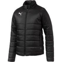 Puma LIGA CASUALS PADDED JACKET čierna XXL - Pánska zimní bunda