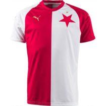 Puma SK SLAVIA HOME PRO biela L - Originálny futbalový dres