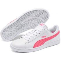 Puma BASELINE ružová 5.5 - Dámska voľnočasová obuv