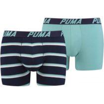 Puma BASIC BOXER SP modrá XL - Pánske boxerky
