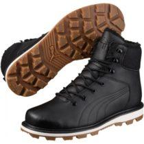 Puma DESIERTO FUN L čierna 10 - Pánska zimná obuv