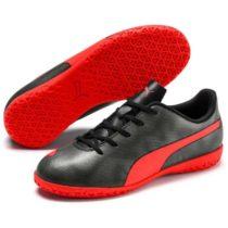 Puma RAPIDO IT JR zelená 6 - Detská halová obuv