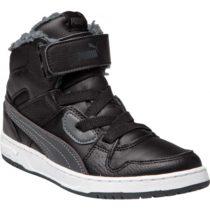 Puma REBOUND STREET WTR PS čierna 11 - Pánske členkové topánky