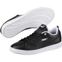 Puma SMASH WNS V2 L PERF čierna 4.5 - Dámska voľnočasová obuv