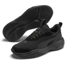 Puma VAL čierna 10.5 - Pánska voľnočasová obuv