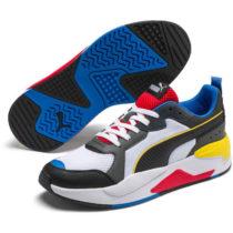 Puma X-RAY biela 10 - Pánska voľnočasová obuv