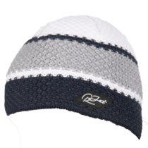 R-JET HRUBO PLETENÁ PRUHY modrá UNI - Pánska čiapka