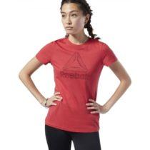 Reebok OPP DELTA červená M - Dámske tričko
