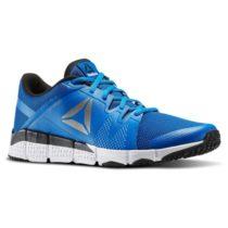 Reebok TRAINFLEX modrá 11 - Pánska tréningová obuv