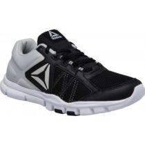 Reebok YOURFLEX TRAINETTE 9.0 čierna 8.5 - Dámska tréningová obuv