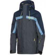 Rehall FREAK modrá 116 - Chlapčenská bunda