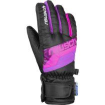 Reusch DARIO R-TEX XT JUNIOR ružová 5.5 - Lyžiarske rukavice
