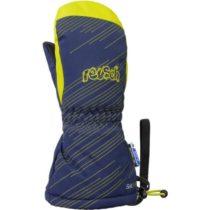 Reusch MAXI R-TEX XT MITTEN modrá 3 - Lyžiarske rukavice