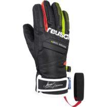Reusch MARCEL HIRSCHER R-TEX XT JUNIOR čierna 5 - Lyžiarske juniorské rukavice