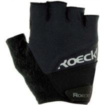 Roeckl BOZEN čierna 9 - Cyklistické rukavice