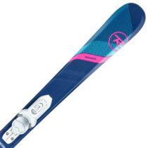 Rossignol EXPERIENCE W PRO KID-X + KID-X 4 B76  122 - Juniorské zjazdové lyže