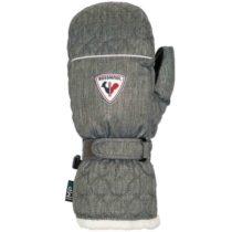 Rossignol W RUBY IMPR M šedá S - Dámske lyžiarske rukavice