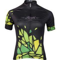 Rosti EXPLORER DL ZIP čierna L - Dámsky cyklistický dres