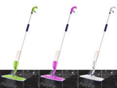 Mop s rozprašovačom Rovus - nové farby, zelená