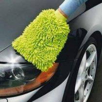 Rukavica na umývanie auta z mikrovlákna