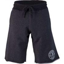 Russell Athletic RAW EDGE ROSETTE PRINTED tmavo šedá XL - Pánske šortky