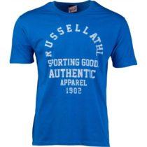 Russell Athletic SPORTING GOODS TEE modrá XL - Pánske tričko