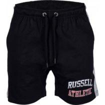 Russell Athletic SHORT WITH LOGO čierna XXL - Pánske šortky