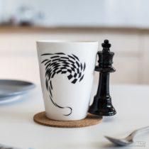 Šachový hrnček - kráľ