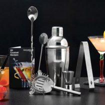 Sada na kokteily s receptami