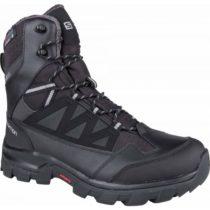 Salomon CHALTEN TS CSWP čierna 9.5 - Pánska zimná obuv