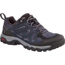 Salomon EVASION 2 GTX tmavo šedá 8.5 - Pánska hikingová  obuv