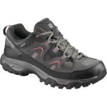 Salomon FORTALEZA GTX W šedá 7.5 - Dámska hikingová obuv
