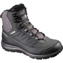 Salomon KAINA MID CS WP 2 čierna 5.5 - Dámska zimná obuv
