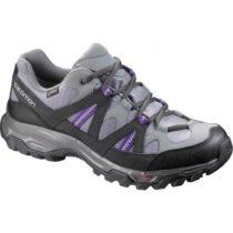 Salomon TSINGY GTX W šedá 7 - Dámska treková obuv