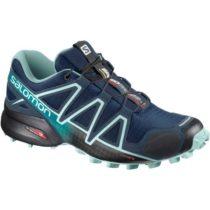 Salomon SPEEDCROSS 4 W tmavo modrá 6.5 - Dámska bežecká obuv