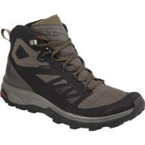 Salomon OUTLINE MID GTX  10 - Pánska hikingová  obuv