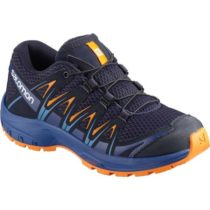 Salomon XA PRO 3D J čierna 34 - Detská bežecká obuv