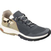 Salomon TECHAMPHIBIAN 4 šedá 11 - Pánska hikingová  obuv