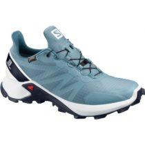 Salomon SUPERCROSS GTX W modrá 7 - Dámska trailová obuv