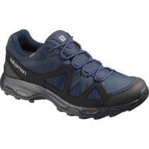 Salomon RHOSSILI GTX tmavo modrá 8.5 - Pánska hikingová  obuv