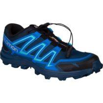 Salomon SPEEDTRAK modrá 7.5 - Pánska bežecká obuv