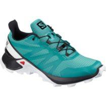 Salomon SUPERCROSS W modrá 6.5 - Dámska trailová obuv
