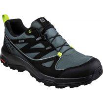 Salomon TONEO GTX čierna 10 - Pánska hikingová  obuv