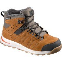 Salomon UTILITY TS CSWP J hnedá 36 - Juniorská zimná obuv obuv