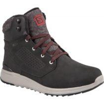 Salomon UTILITY WINTER CS WP čierna 8 - Pánska zimná obuv