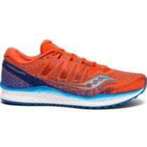Saucony FREEDOM ISO 2 oranžová 13 - Pánska bežecká obuv